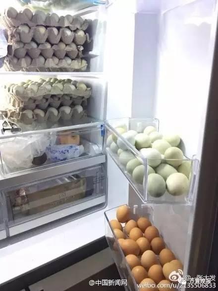 另有人私藏了一冰箱的周黑鸭,这位伴侣能够知道一下嘛?