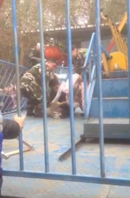 重庆13岁少女游乐场殒命获赔87万 事件3大疑问待解