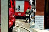 消防员竟不会使用消防车