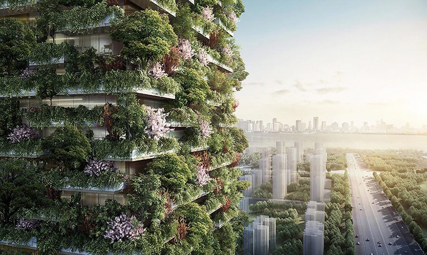 安全自然是许多人最为关心的问题。据强调,南京垂直森林的结构总体非常安全。其透露,增加的垂直森林结构部分在原设计完成打桩的基础上,已经重新进行了结构验算,满足种植树木后增加荷载的要求,充分保证建筑结构总体承载要求和整体安全。另外,树木的种植平台悬挑3.0米,采用安全可靠、技术成熟的梁式阳台,可承受9.0米高大型乔木的重量。