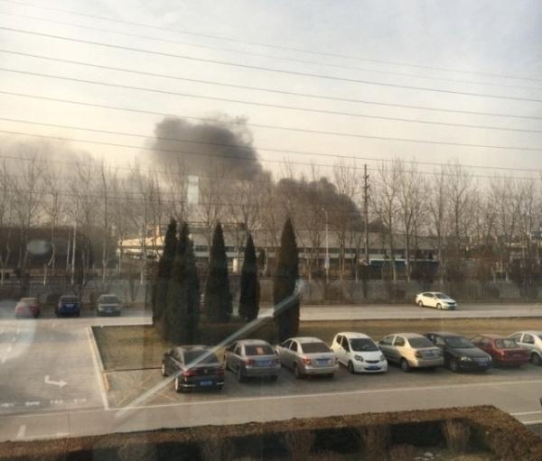 三星电池出产商天津SDI工场起火,起因待查、火情已掌握