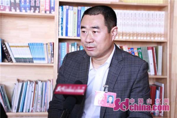 李新峰 中国山东网 图