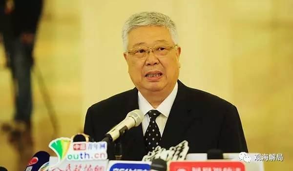 """民政部原正副部长""""断崖式""""降级 占了三个首次"""