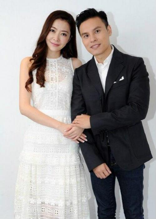 林   ,去年10月嫁郭可盈弟弟郭可颂,11日是元宵节,过几日又是情人