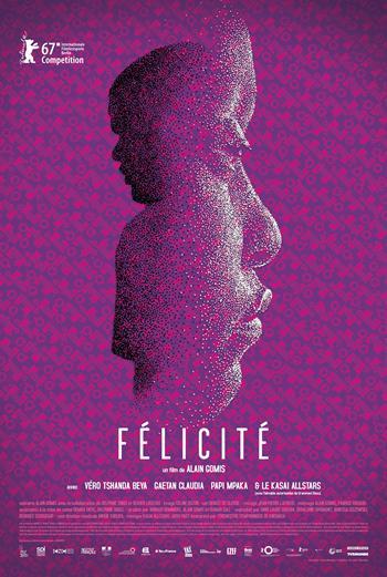 《祝贺》(又译为《菲里希黛》)是塞内加尔导演阿兰-戈米斯个人创作史上的第四部电影