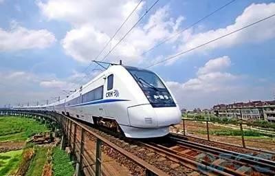 """中国高铁网将形成""""八纵八横"""" 哪条通到你家乡?"""