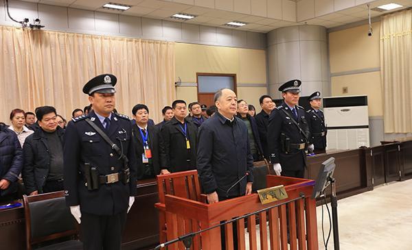 2016年12月26日,肖天在庭审现场。 东方IC 资料图
