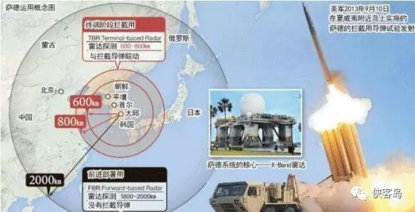 """按照以前的套路进行沙盘推演的话大概是这样:韩国觉得受到了朝鲜威胁,加紧要美国部署萨德系统;美国对东亚地区的驻军和基地不放心,可能派来更多具有反导能力的""""宙斯盾""""舰;美韩的举动,无疑又会危及中俄的战略安全;相应地,朝鲜那边也许会加紧造出来更多的导弹和核弹……最后,就成了""""面多加水、水多加面、面多加水、水多加面""""式的恶性循环和博弈死结。"""