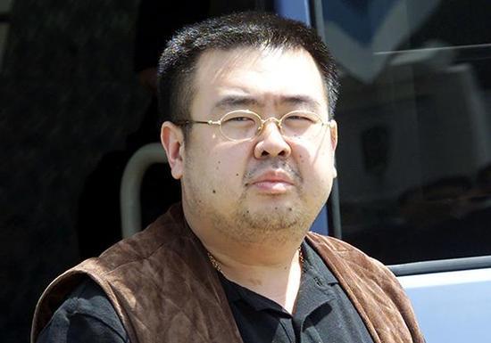 金正恩被害兄长金正男(资料图)