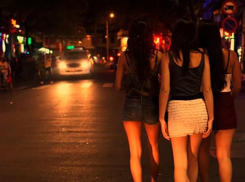 越南首都为警方设抓嫖配额:1年须处罚500妓女(图)