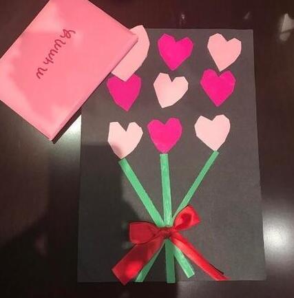 5岁小七写卡片告白维多利亚:可以当我情人吗