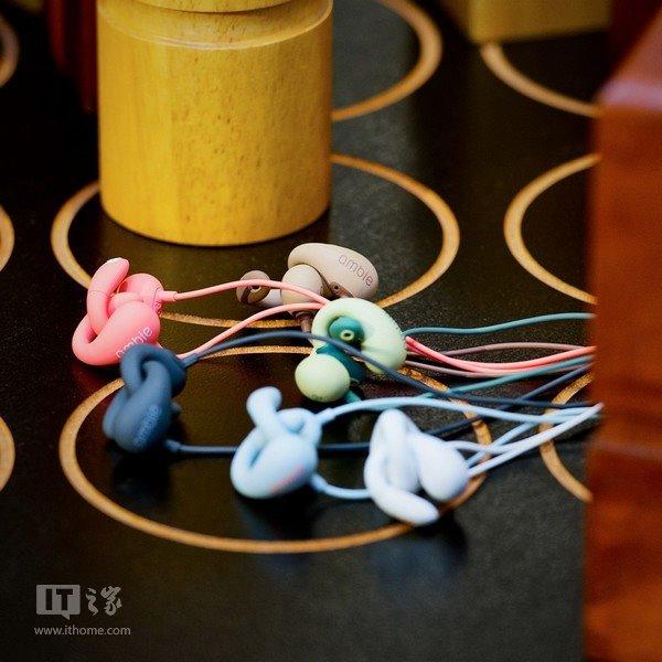 索尼联合WIL推新款耳机:耳环式设计很赞