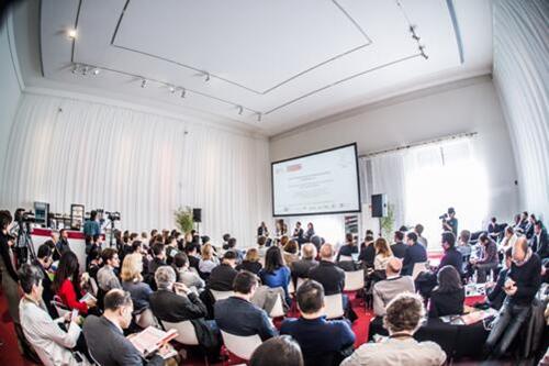 第三届中欧电影研讨会活动现场