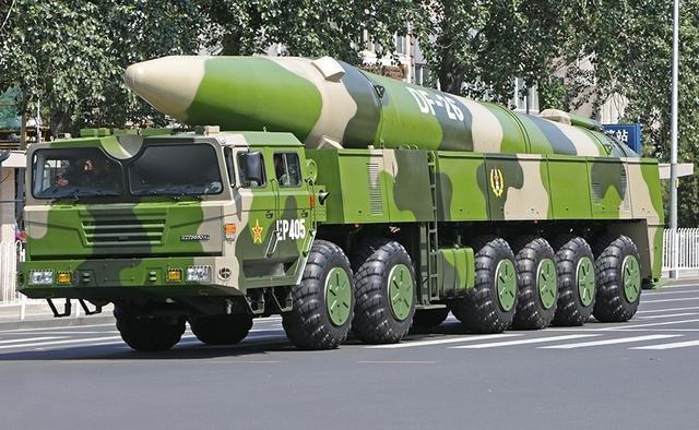 美国新型洲际导弹研制的任务指标当中强调,在区域拒止/反介入环境下发挥作用的能力,其针对目标非常明显