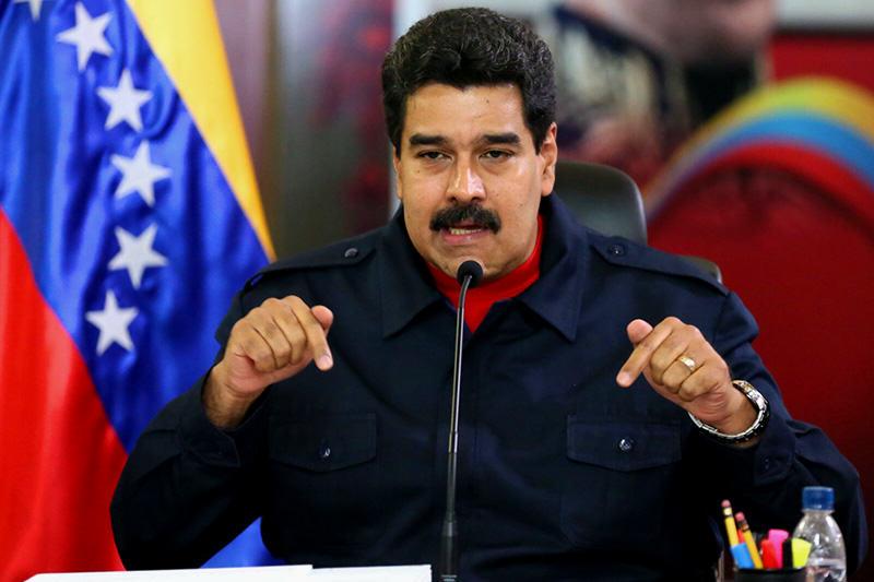 委内瑞拉总统马杜罗(资料图)