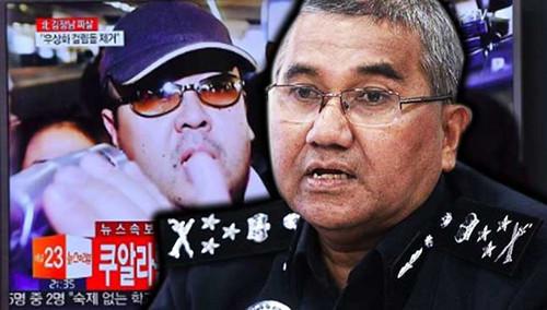 马来西亚皇家警察总部特别行动处处长穆罕默德·哈伦
