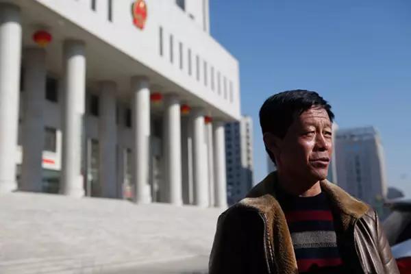 王力军 图片来源澎湃新闻