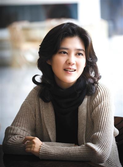三星电子会长李健熙的长女、新罗酒店社长李富真。