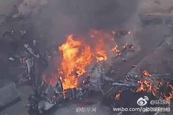 澳飞机撞击中国游客最爱商场 机上5人生死不明