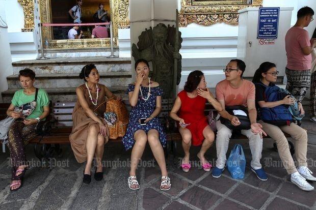 为吸引中国游客 泰国旅游局建议开放军事设施