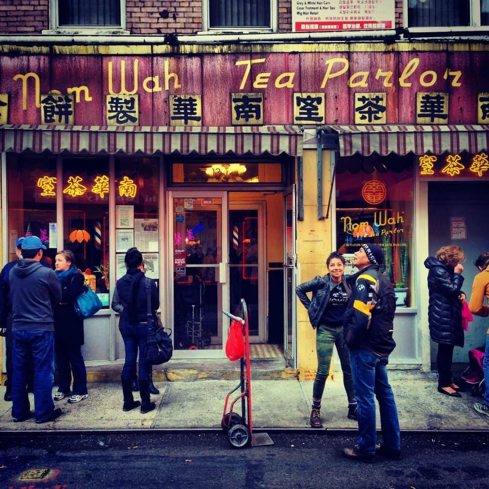 用地域命名是海外中餐馆顺理成章的套路。