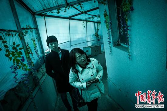 陈小青夫妻在北三环某小区找房。