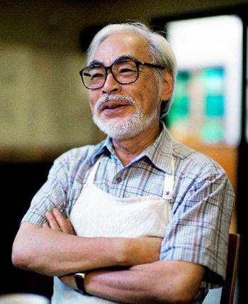 76岁宫崎骏又正式复出了! 已启动新动画长片