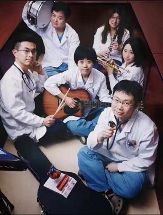一水儿医学博士的乐队