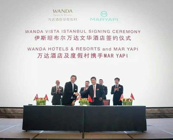 目前世界上有5大国际酒店集团,分别是洲际、雅高、凯悦、希尔顿、万豪(合并了喜达屋),随着万达酒店品牌向全世界输出,万达将有可能成为第六个国际酒店集团。