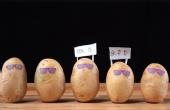 土豆的花式4种吃法!