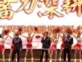 权健小将秀歌技 激情演绎队歌《为梦出发》