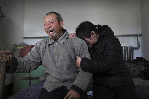 河北青年聂树斌被抓的8106天后 澎湃新闻 谢匡时 摄