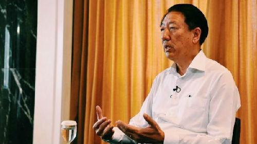 资料图:新加坡副总理张志贤