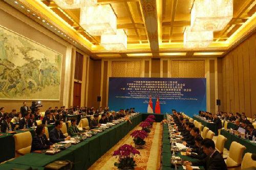 新中双边合作联合委员会第十三次会议今天在北京钓鱼台国宾馆召开。