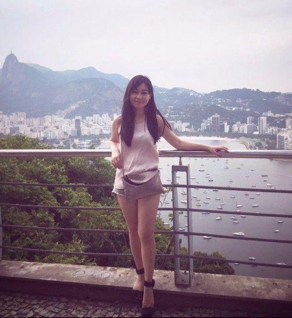 2014年,俞颖杰找到一个可以让她离梦想更近的机会!