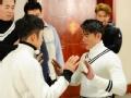 《搜狐视频综艺饭片花》郭富城曝欲成家想要孩子 头咚韩东君裆部引爆笑