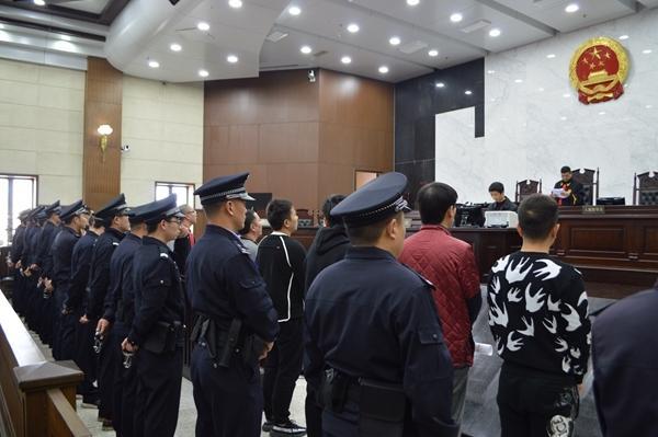 浙江温岭最大网络赌球案宣判涉案3.8亿16人获刑