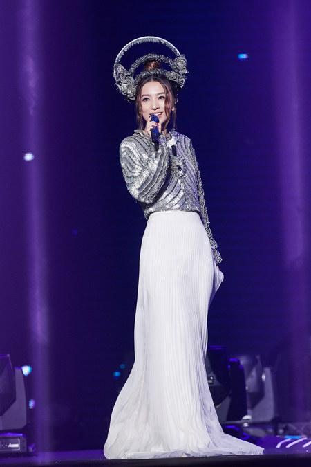 田馥甄演唱会现场