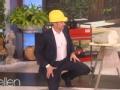 《艾伦秀第14季片花》第一百一十四期 斯考特佛雷自曝想当主持人 搞笑试镜变身民工