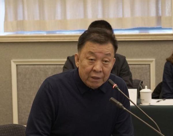 中华文化促进会会长王石先生