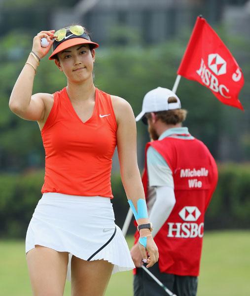 匯豐女子冠軍賽奧運冠軍樸仁妃奪冠 馮珊珊T12,香港交友討論區