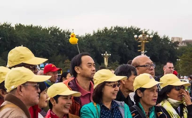 旅行团的帽子/中国网