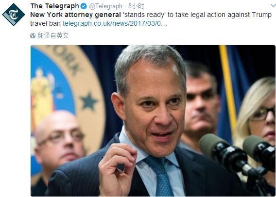 怼怼不息!特朗普签新版禁穆令 司法部长:做好再起诉准备