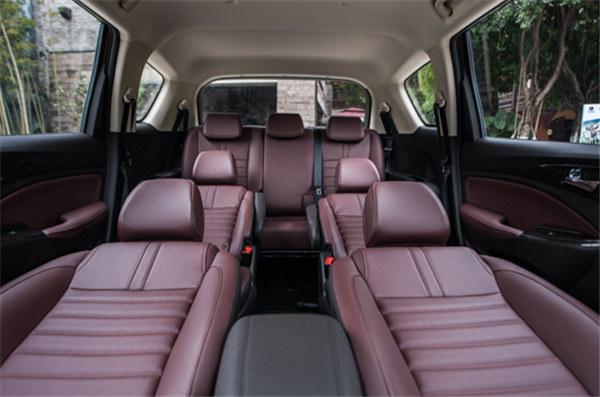 定位安全精致MPV 长安汽车凌轩正式亮相高清图片