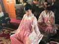 《搜狐视频综艺饭片花》薛之谦刘烨女装卖萌比美 反差太大高能辣眼
