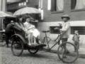 上海记忆 三轮车