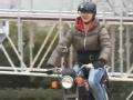 《花漾梦工厂第二季片花》抢先看 田亮零基础骑摩托 玩命摩托走钢丝