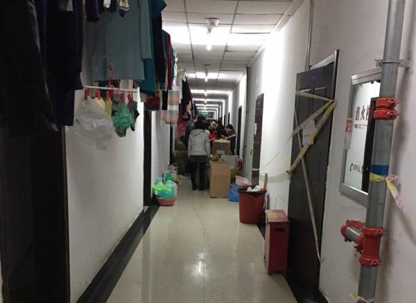 吉林大学回应公寓成危楼:是局部问题(图)