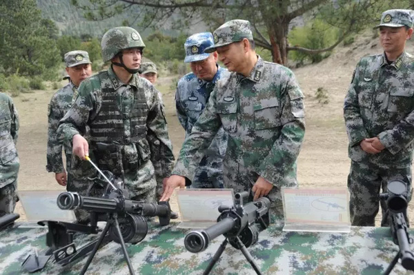 军网:解放军上将30发子弹打出289环,没什么不可思议的
