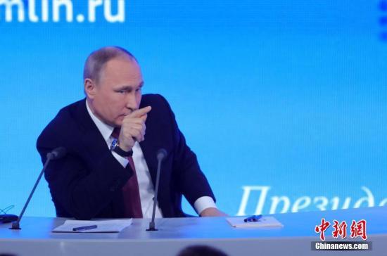 资料图:俄罗斯总统普京 中新社记者 王修君 摄